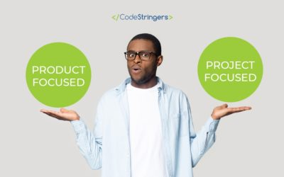 Product Focused vs. Project Focused: What better option to outsource your project?