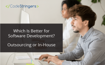 Which Is Better for Software Development? Outsourcing or In-House?
