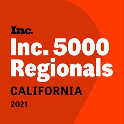 Inc 5000 Regionals CA Social